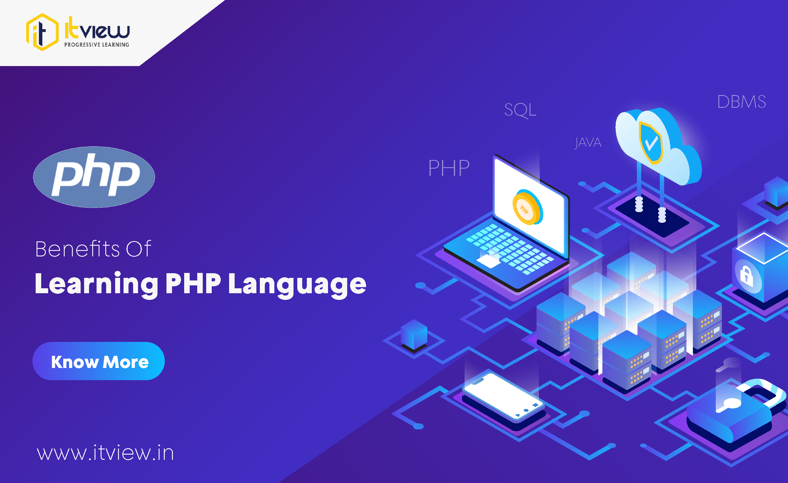 Benefits of Learning PHP? | Join PHP Classes in Pune from ITView