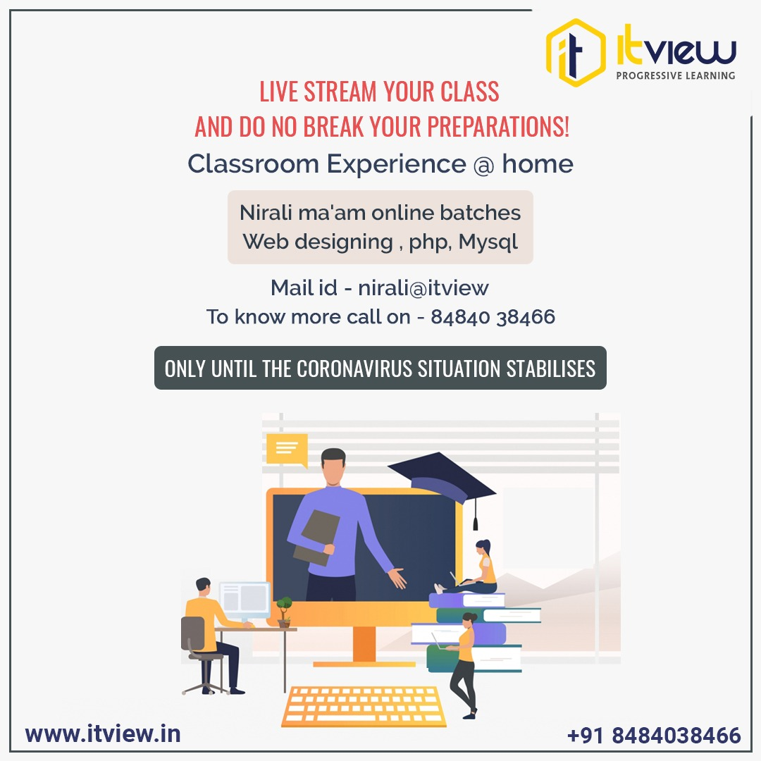 Nirali Online Lectures